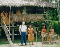 tra le popolazioni dell'Amazzonia